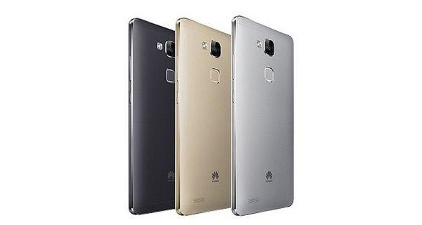 Huawei P8 Back View