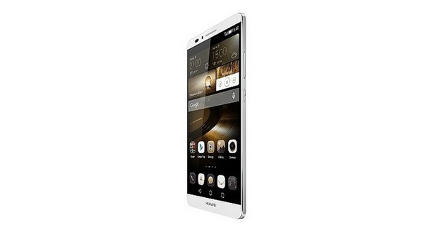 Huawei P8 Front View