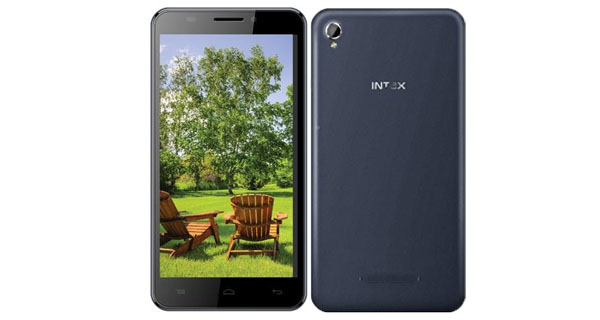 Intex Aqua Dream Front and Back View