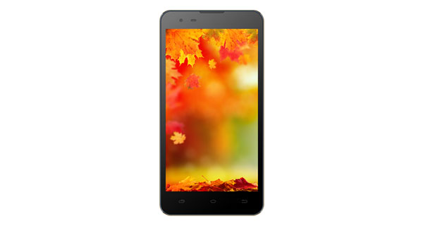 Intex Aqua HD 5.0 Front View