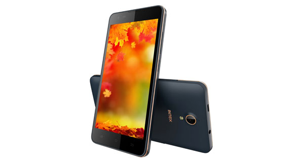 Intex Aqua HD 5.0 Overall View