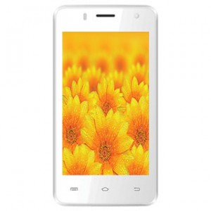 Intex Aqua Y2 1GB Front View