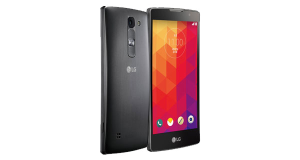 LG Volt Front and Back View