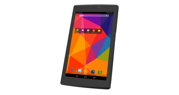 Micromax Canvas Tab P480 Front View