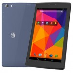 Micromax Canvas Tab P480 Front and Back View