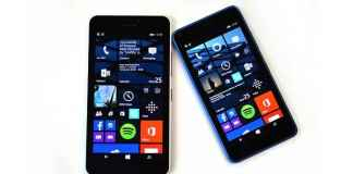 Microsoft Lumia 640 and Lumia 640XL Dual SIM