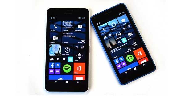 Microsoft Lumia 640 and Lumia 640XL Dual SIM