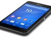 Sony Xperia E4g Top View