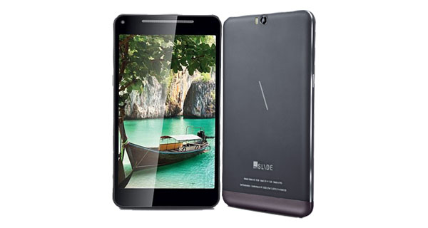iBall Slide Stellar A2 Front and Back View