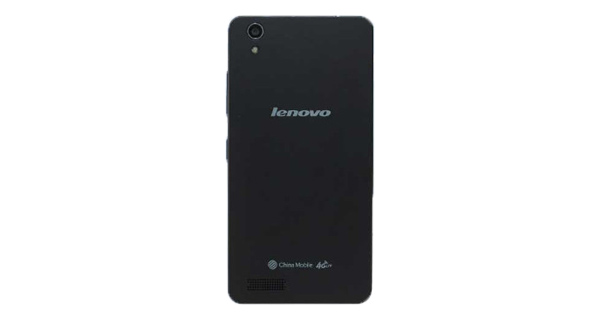 Lenovo A3900 Back View