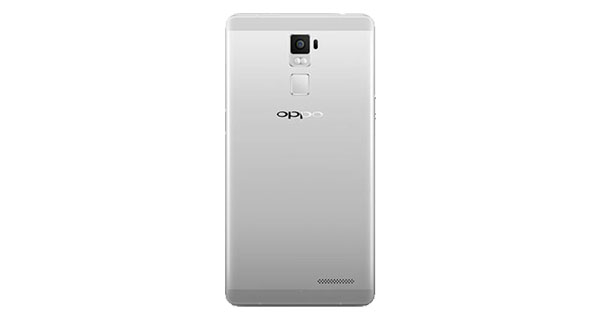 Oppo R7 Plus Back View