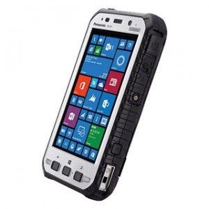 Panasonic Toughpad FZ-E1 Front View