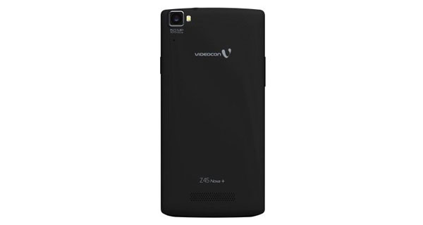 Videocon Infinium Z45 Nova Plus BackView
