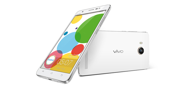 Vivo Xshot Front and Back View