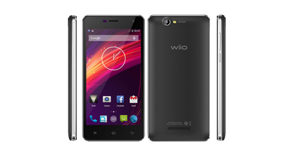 Wiio WI3 Overall View