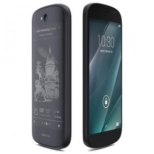 Yota YotaPhone 2 Front and Back