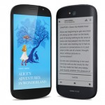 Yota YotaPhone 2 Front and Back View