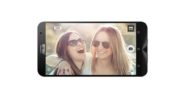 Asus Zenfone Selfie Front