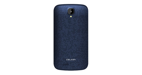 Celkon Campus A407 Back View