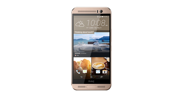 HTC One ME Dual SIM Front View