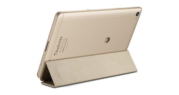 Huawei MediaPad M2 Back Flip Cover