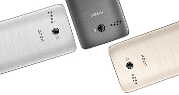 Intex Aqua 3G Pro Back view