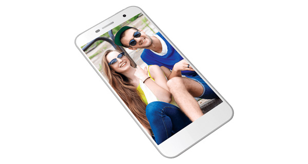 Intex Aqua 4G Plus Top View