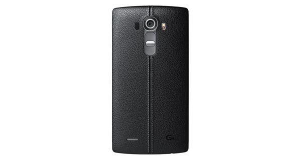 LG G4 Back View Back