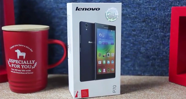 Lenovo P70 Unboxing and Review