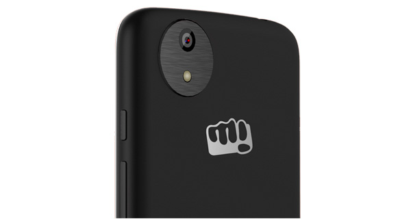 Micromax Canvas A1 AQ4502 Back