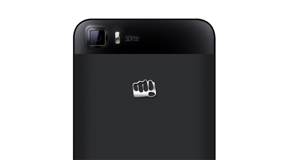 Micromax Canvas Fire 3 A096 Back