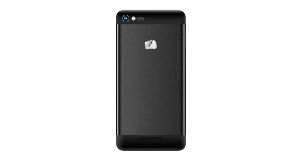 Micromax Canvas Hue 2 Back View
