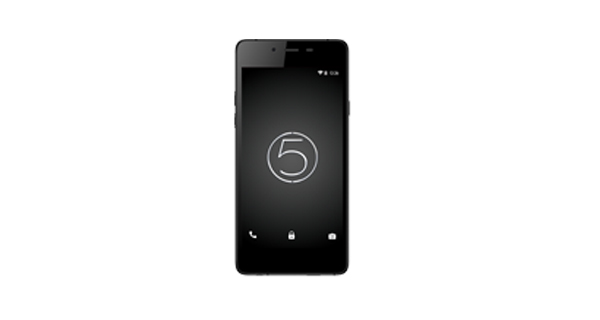 Micromax Canvas Sliver 5 Front View