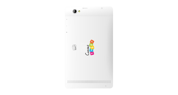 Micromax Canvas Tabby P469 Back View