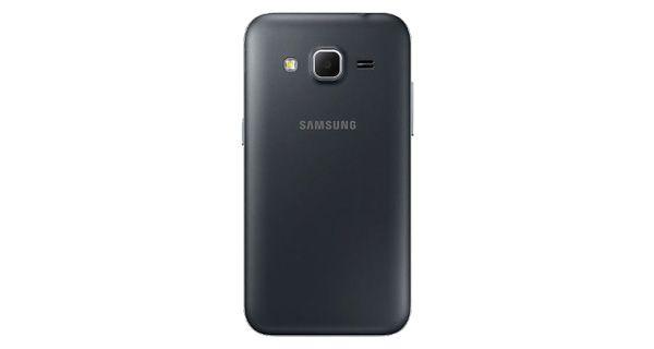 Samsung Galaxy Core Prime 4G Back View