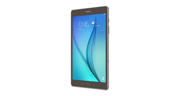 Samsung Galaxy Tab A Front Right