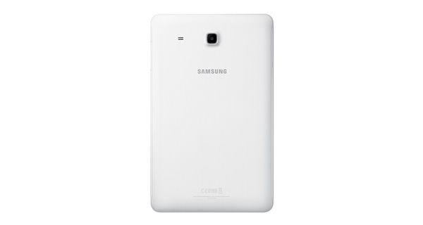 Samsung Galaxy Tab E Back View
