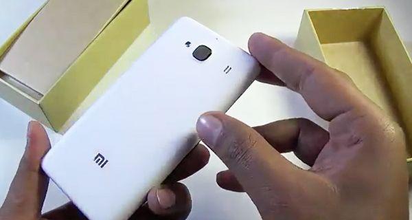 Xiaomi Redmi 2 Unboxing