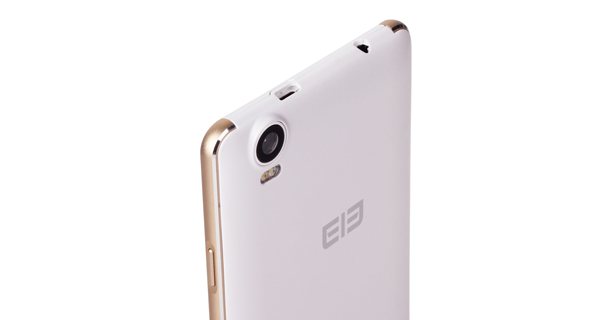 Elephone G7 Back Top view