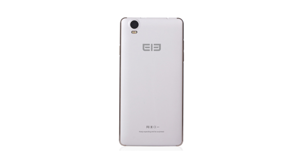 Elephone G7 Back View