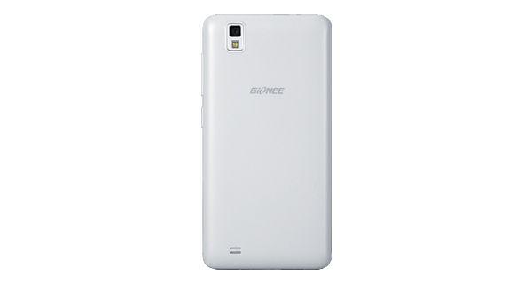 Gionee Pioneer P2M Back White