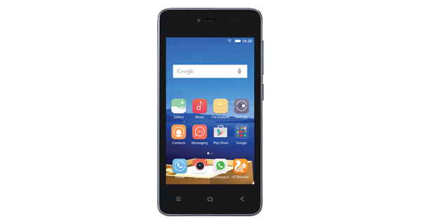 Gionee Pioneer P2M Front View