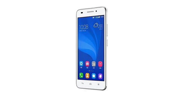 Huawei Honor 4A Front View