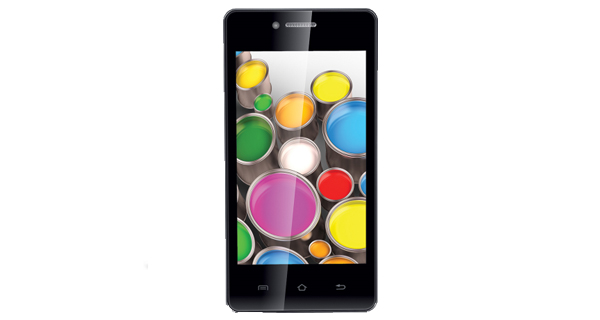 IBall Andi4 B20 Front View