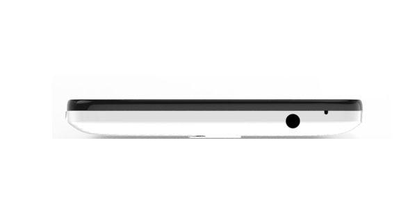 InFocus M550 3D Top View