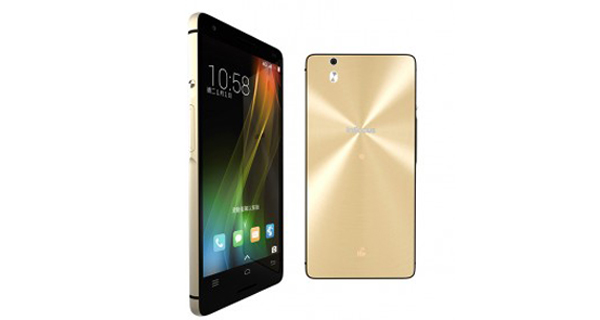InFocus M810 Front and Back Side View