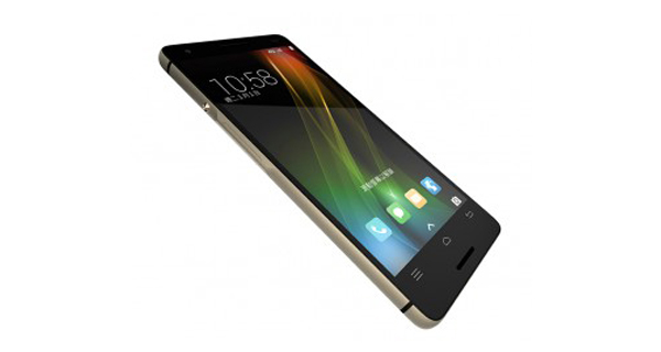 InFocus M810 Front and SideView
