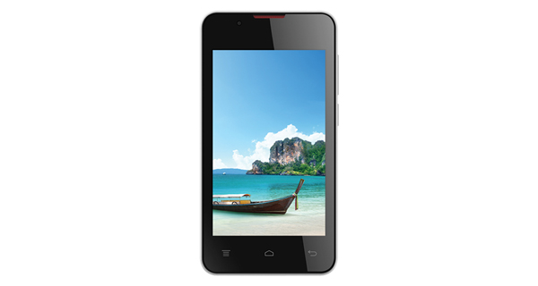 Intex Aqua A2 Front View