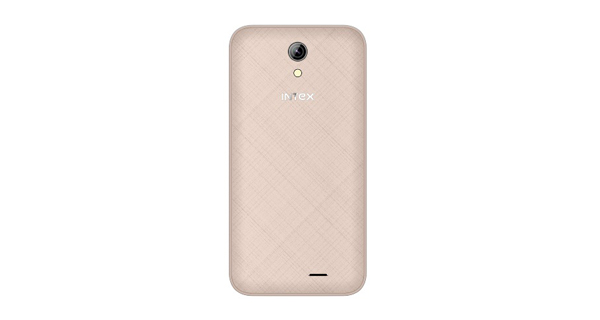 Intex Aqua Y4 Back View
