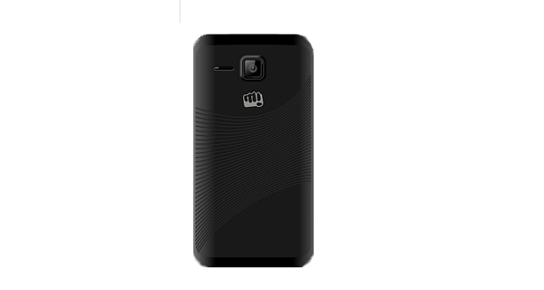 Micromax Bolt S301 Back View